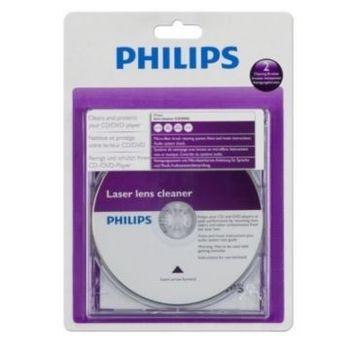PHILIPS CD/DVD雷射讀取頭清潔片SVC2330/10