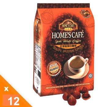 【故鄉濃】怡保白咖啡12包(榛果)