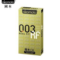 東森購物岡本003-RF極薄貼身保險套(6入裝)