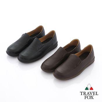 Travel Fox(女) 旅狐休閒鞋 軟式直套休閒鞋
