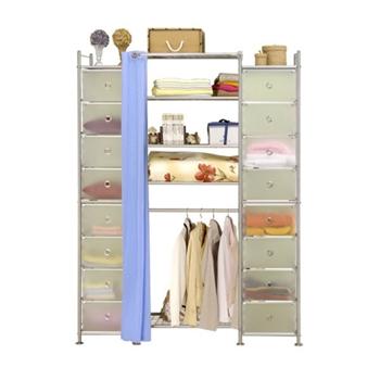 【巴塞隆納】W5+2D型60公分衣櫥櫃