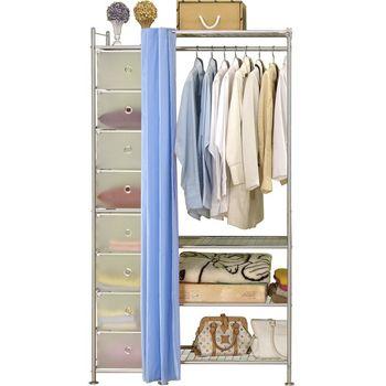 【巴塞隆納】W4+D型60公分衣櫥櫃