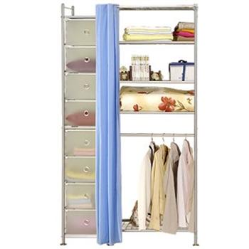 【巴塞隆納】W5+D型60公分衣櫥櫃