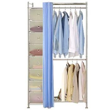 【巴塞隆納】W2+D型60公分衣櫥櫃