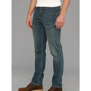 Levi's 511 Pump 藍色修身合體斜紋褲