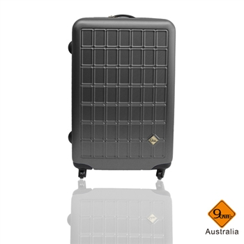 Gate9 俄羅斯方塊系列24吋輕硬殼旅行箱/行李箱