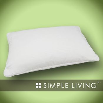 【SIMPLE LIVING】氣壓式乳膠枕(1入)
