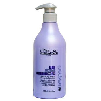L'OREAL萊雅 恆久直漾洗髮乳 500ml