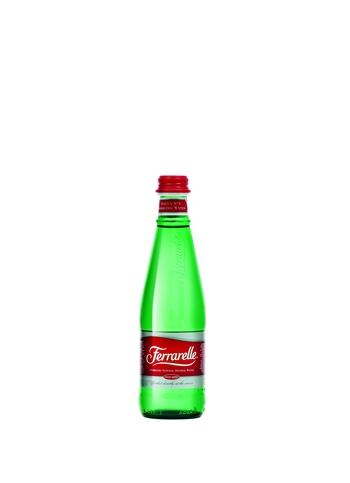 義大利法拉蕊Ferrarelle原生態氣泡礦泉水330ml*24罐