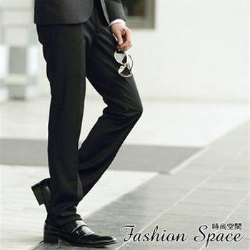 時尚空間 眾人期待獨家超挺版型小直筒窄版西裝褲【FS801】