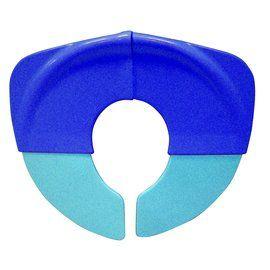 【BeBeLove】摺疊式馬桶座墊-藍色