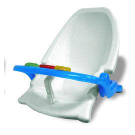 【BeBeLove】兩段調整式洗澡盆-藍色81681