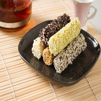 【台灣製零嘴首選!老師傅】小米酥(綜合口味)