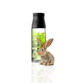 【MIX米克斯】SHAKER調醬瓶 0.16L(極簡黑)