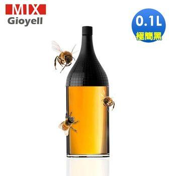 【MIX米克斯】SUGAR蜜糖瓶 0.1L(極簡黑)