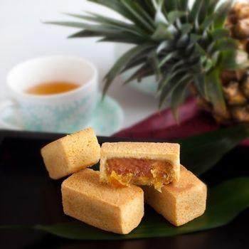 【松品豐】金鑽土鳳梨酥10入禮盒