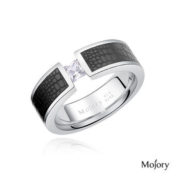 【Mojory】蛻變 Moult 316L德鋼男戒指