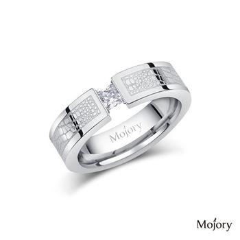 【Mojory】蛻變 Moult 316L德鋼女戒指