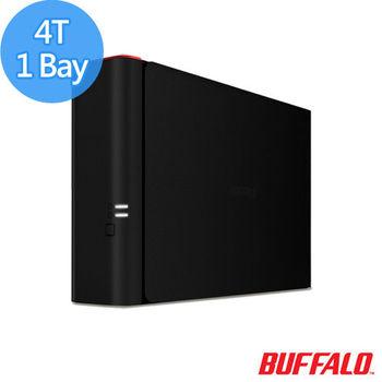 BUFFALO NAS 1bay 4TB 雲端硬碟LS410D0401