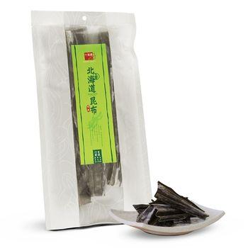 【十翼饌】北海道厚岸上等昆布4包組-網