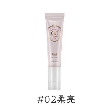 ETUDE HOUSE貼身情人純淨天使輕裸CC霜(#02) 35g