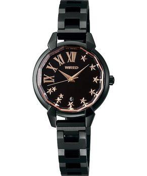 WIRED 羅馬時尚星空手鍊女錶(7N82-0GM0SD)