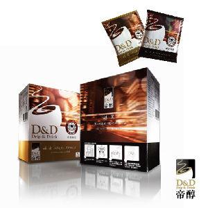 《D&D帝醇》 極品濾泡式咖啡組合-網
