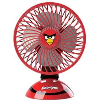 【PINOH】憤怒鳥4吋DC循環扇(紅) DPA-11
