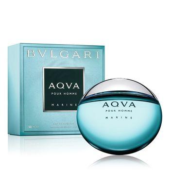 寶格麗 AQVA 海洋能量男性淡香水(50ml)