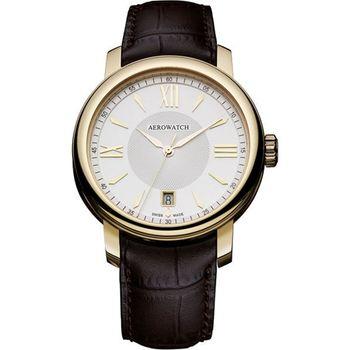 AEROWATCH Elegance腕錶A42937RO02