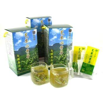 台東芭樂心葉茶200gx2盒+茶包72入x2盒(特惠組合)
