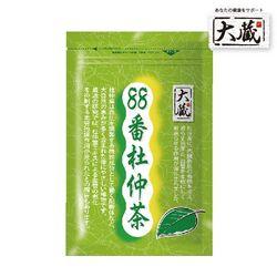 88番杜仲綠茶1袋(2g x30包/東森會員袋)