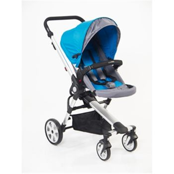LA Baby 時尚雙向嬰兒推車  通過歐美安全標準(贈風雨罩)