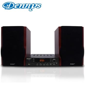 Dennys 多媒體藍芽迷你擴大機音響組AV-262+SP5200
