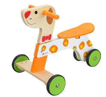 classic world 德國經典木玩 客來喜 德國木製小狗