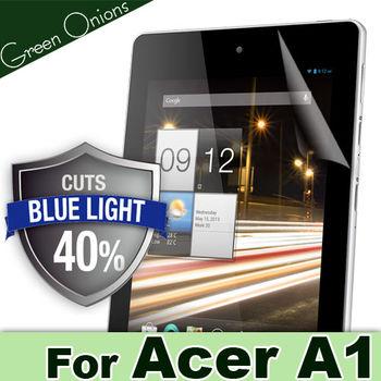 Green Onions Acer A1 810抗藍光保護貼