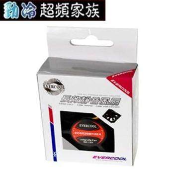 EVERCOOL 6公分靜音風扇(厚度20mm)