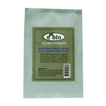 e'bio伊比歐 玻尿酸嫩白保溼水嫩面膜