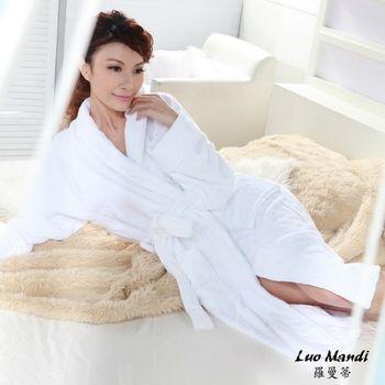 【羅曼蒂】六星級飯店專用100%純棉精緻男女厚浴袍