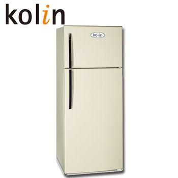 《買就送》【歌林】485L雙門風扇式變頻電冰箱KR-248V01