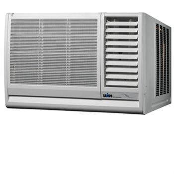 SAMPO 10-13坪右吹窗型冷氣AW-P56R