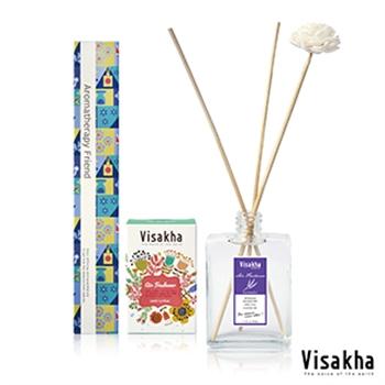 【Visakha】薰衣草戀人Lavender 香氛水竹精油