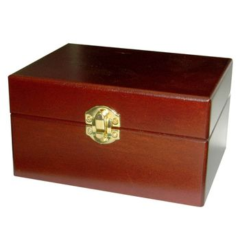 Body Temple 精油木盒6入