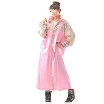 【達新牌】新一代設計家3前開式雨衣(共五色)