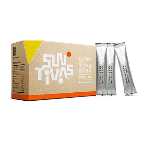 【陽光康喜】鳳梨酵素(顆粒粉包)2盒組(60包/盒)