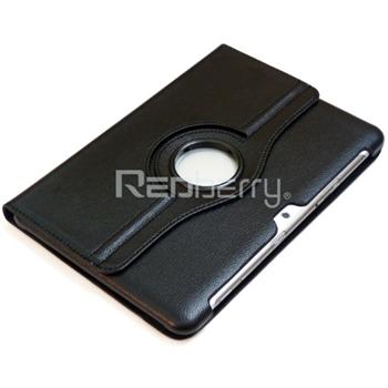 Redberry 三星 Tab2 10.1吋 P5100 旋轉皮套
