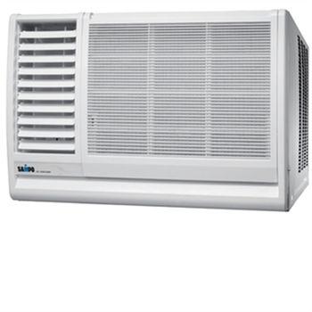 SAMPO 10-13坪左吹窗型冷氣AW-P56R1