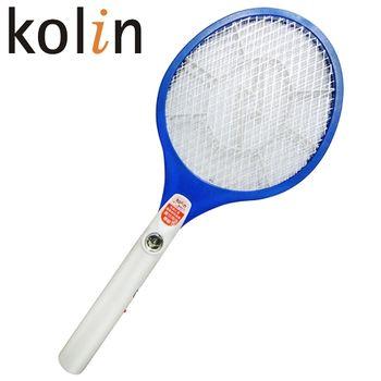 《Kolin歌林》 三層充電式LED電蚊拍KEM-126