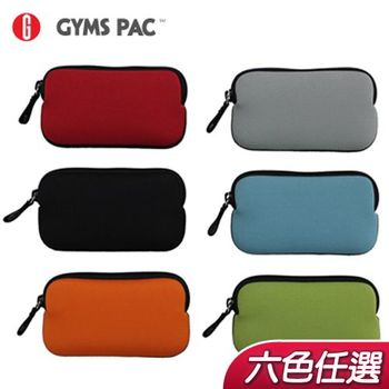 GYMS PAC C.C. Pouch 零錢鑰匙袋。