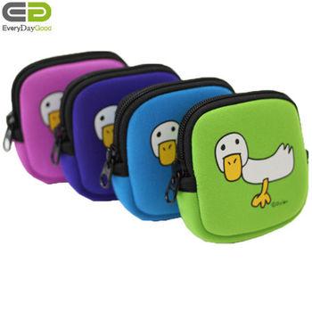 GYMS PAC Duck 小物零錢包